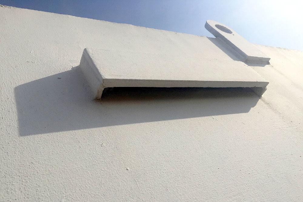Sidewall Ventilation