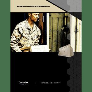 Ammunition & Explosive Storage Magazines